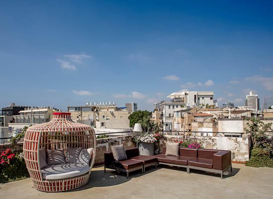 אסמבלאז'- מלון בוטיק / צילום: יובל גורין