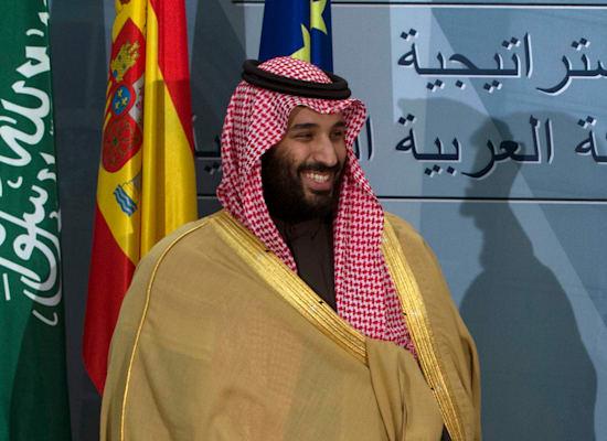 יורש העצר הסעודי, מוחמד בן סלמאן / צילום: Associated Press, פול וייט