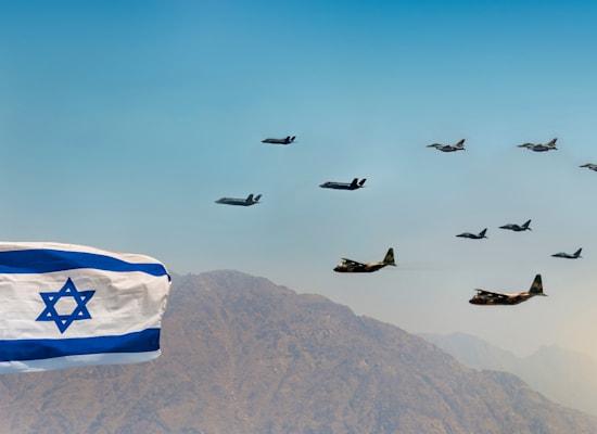מטס חיל האויר / צילום: Shutterstock