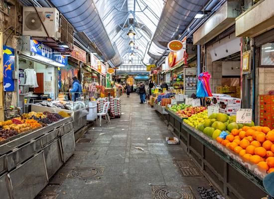 שוק מחנה יהודה / צילום: Shutterstock