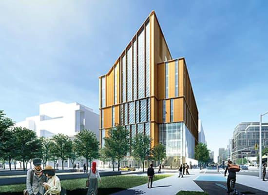 טורונטו, The Arbour / הדמיה: Moriyama&Teshima Architects, MAD