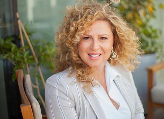 """מנכ""""לית מיקרוסופט ישראל רונית אטד / צילום: גיא הכט"""
