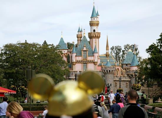 פארק דיסנילנד בקליפורניה. ייפתח מחדש בסוף החודש / צילום: Associated Press, Jae C. Hong