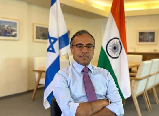 סנג'יב סינגלה, שגריר הודו בישראל / צילום: שגרירות הודו בישראל