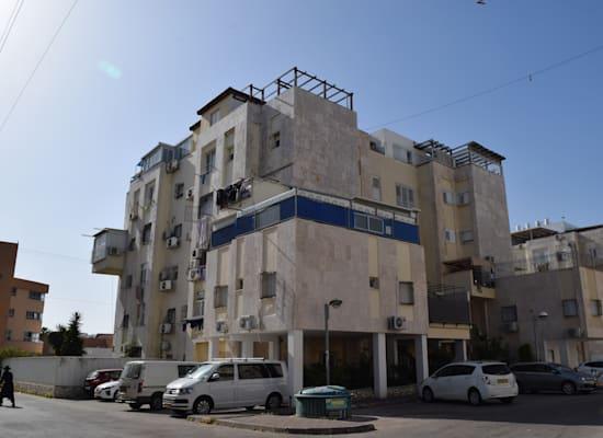 רחוב עקביא בן מהללאל 6, אשדוד / צילום: בר - אל