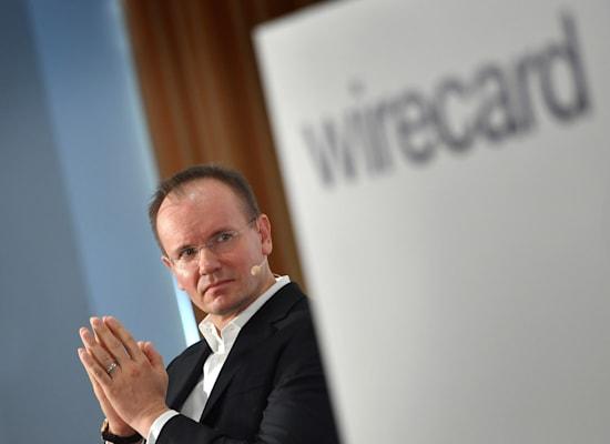 """יאן מרסלק, מנכ""""ל ויירקארד / צילום: Reuters"""