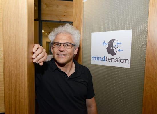 זאב ברנד. ממייסדי Mindtension / צילום: איל יצהר
