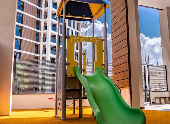 גן ילדים בפרויקט שוק בצלאל / צילום: STUDIO-L