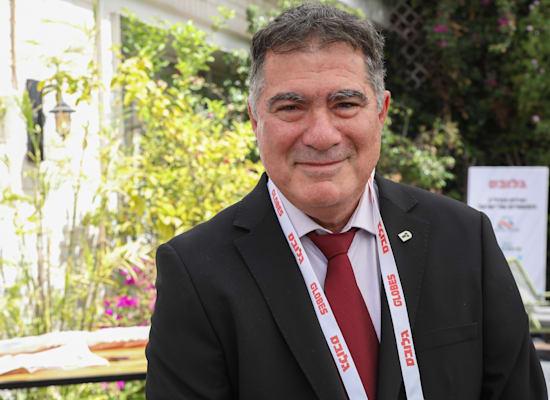 ראול סרוגו, נשיא התאחדות הקבלנים בוני הארץ / צילום: כדיה לוי