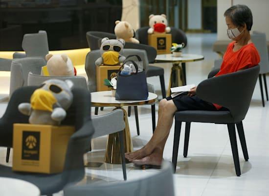 הניסוי הגדול באמת היה בבדידות / צילום: Reuters, Soe Zeya Tun