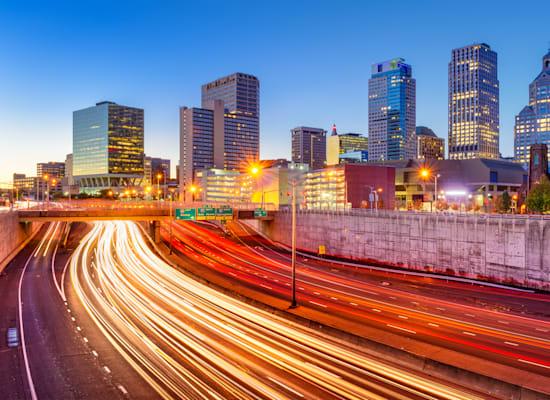 """הרטפורד, בירת קונטיקט. פערי השכר הגדולים ביותר בארה""""ב / צילום: Shutterstock, Sean Pavone"""