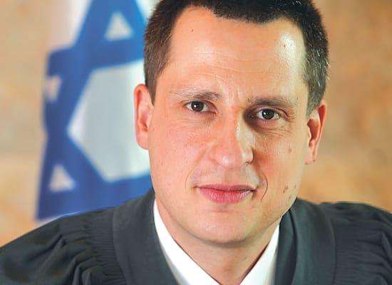 השופט היימן / צילום: אתר בית המשפט