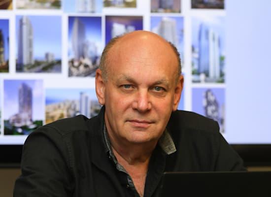 """ישראל דוד, מ""""מ יו""""ר איגוד המהנדסים לבניה ותשתיות / צילום: יח""""צ איגוד המהנדסים"""