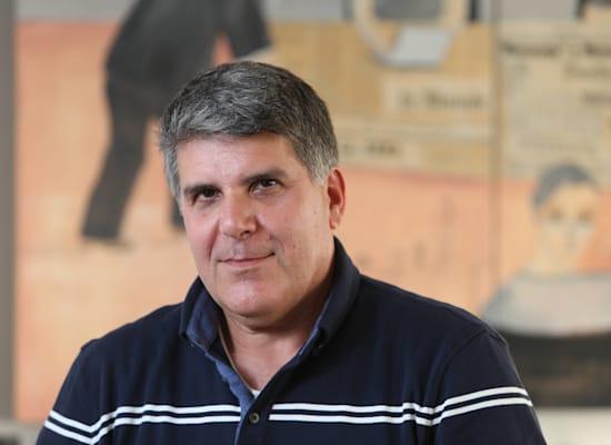 """עופר גרינברגר, מנכ""""ל אפלייד מטיריאלס / צילום: אורי שרון"""