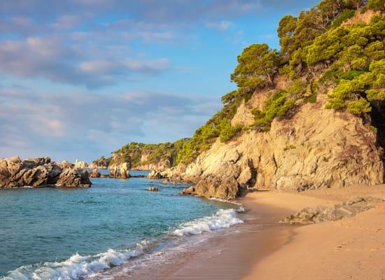 חוף הים בספרד