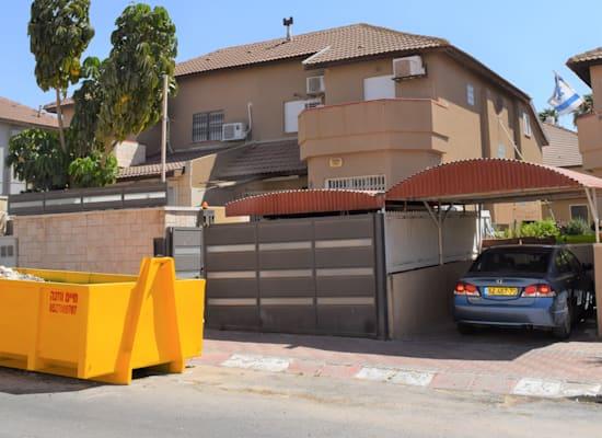 רחוב שיזף 23, דימונה / צילום: בר - אל