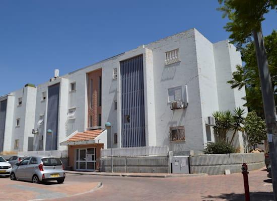 בנין רחוב רפאל קלצ'קין 11, באר שבע / צילום: בר - אל
