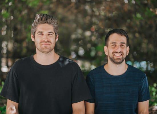 איתיאל שוורץ ובן אופירי, מייסדי קומודור / צילום: קומודור
