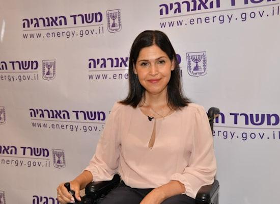 שרת האנרגיה קארין אלהרר / צילום: שלומי אמסלם, לע''מ