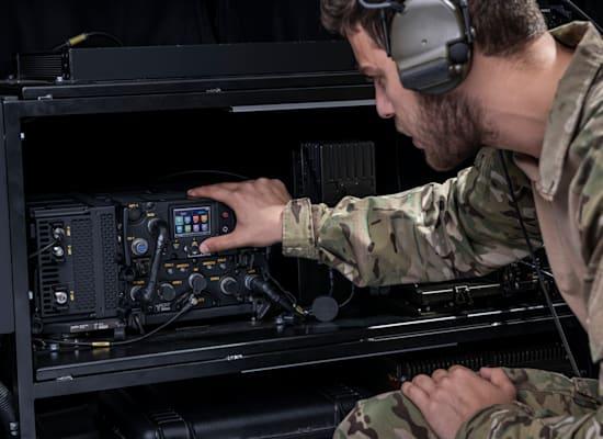 מערכות רדיו של אלביט / צילום: אלביט מערכות
