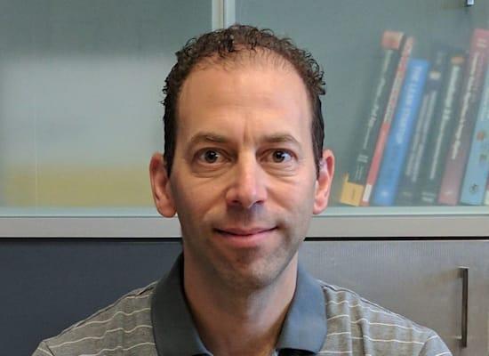 """רונן הורוביץ, מנכ""""ל EyeCue / צילום: יח""""צ"""