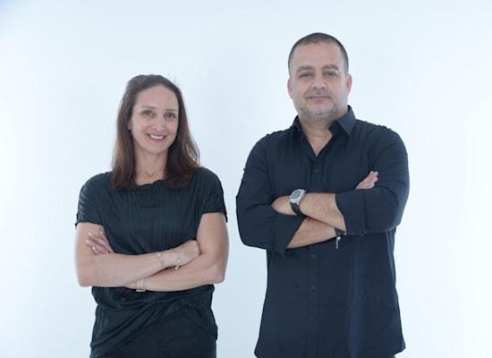 אייל בירן ודנה פרידמן / צילום: ליאת מנדל