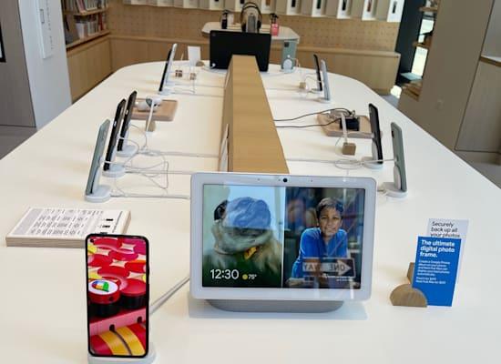 חנות גוגל החדשה במנהטן / צילום: משה רדמן