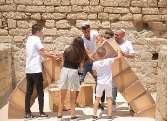 מצודת אשדוד ים / צילום: טל אקוקה