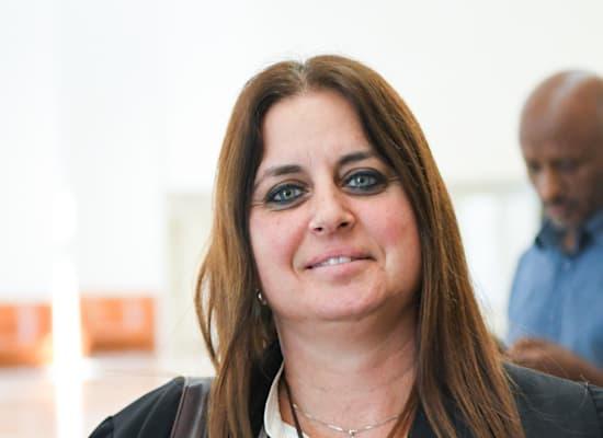 עו״ד אורית קורין יו״ר ארגון הפרקליטים הארצי / צילום: רפי קוץ