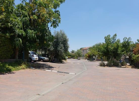רחוב הגולן, אשדות יעקב איחוד / צילום: איל יצהר
