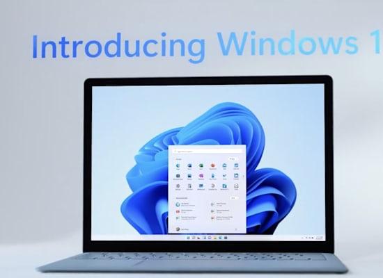 מערכת ההפעלה Windows 11 / צילום: מתוך ההכרזה של מיקרוסופט