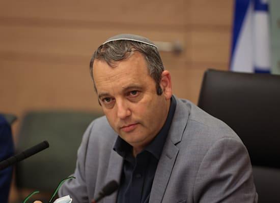 גלעד קריב / צילום: דוברות הכנסת, נועם מושקוביץ