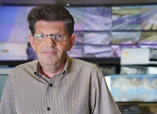 ואדים פלבניק, מהנדס רמזורים ראשי של חברת נתיבי ישראל / צילום: ואדים פלבניק, מהנדס רמזורים ראשי של חברת נתיבי ישראל
