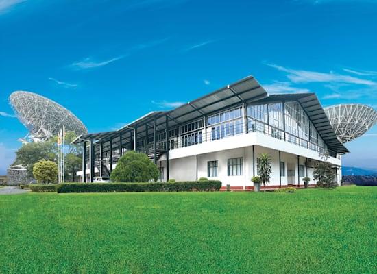 קמפוס SLTC בסרי לנקה. בשיתוף פעולה עם לסר להכשרת מדעני נתונים / צילום: סרי לנקה SLTC