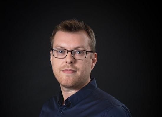 """מקסים סמירין, סמנכ""""ל פיתוח עסקי בחברת TeraSky / צילום: יוליה בורשטיין, סטודיו פוטו ארט"""