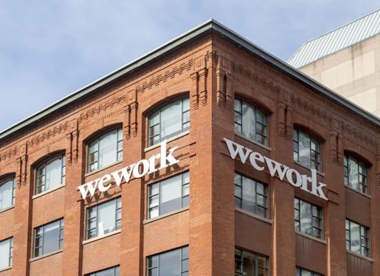 משרדי ווי וורק בדאון טאון טורונטו / צילום: Shutterstock