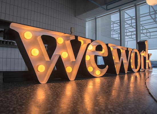 משרדי ווי וורק במקסיקו / צילום: Shutterstock