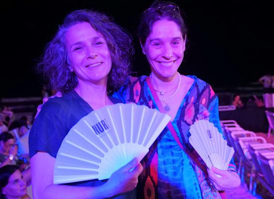אלונה בר און וענת אגמון, בעלות גלובס / צילום: תמר מצפי