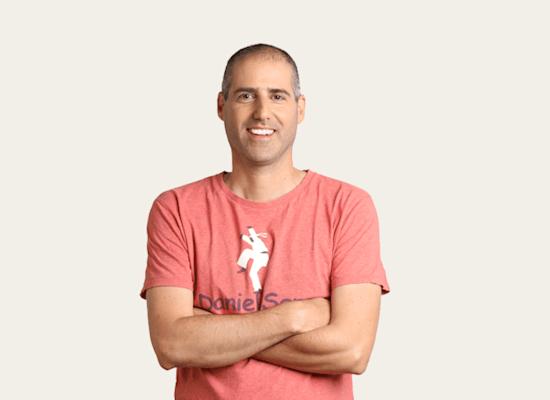 אסף אייזנשטיין, נשיא ומייסד־שותף בחברת לושה / צילום: גבע טלמור