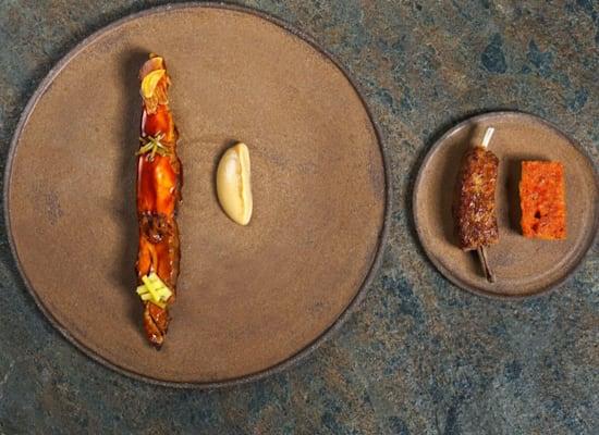 מנה במסעדת טורק / צילום: Turk restorani