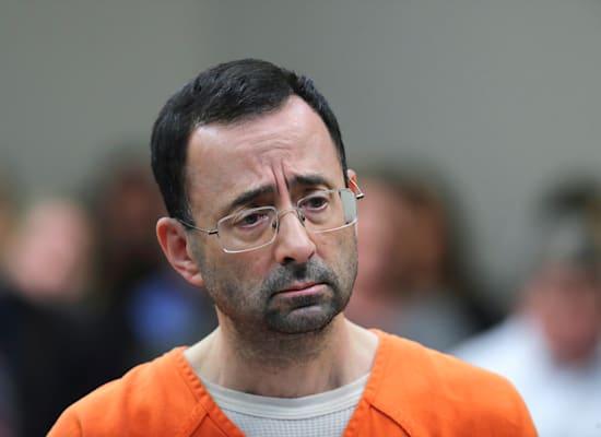 לארי נאסר / צילום: Associated Press, Paul Sancya