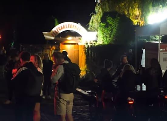 מסיבות ברחבי ברלין בסוף השבוע / צילום: יוטיוב
