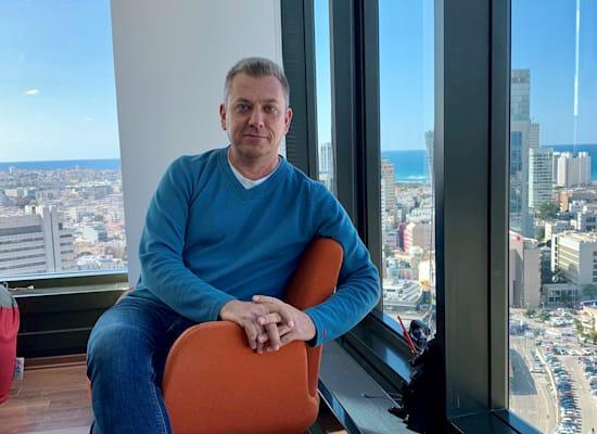 אילן שטרן, סמנכ''ל משאבי אנוש בחברת Guardicore / צילום: יח''צ