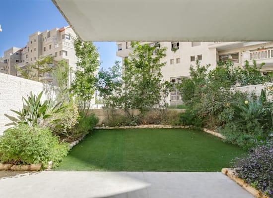 הדירה בקריית הלאום בירושלים / צילום: אליעזר אבן