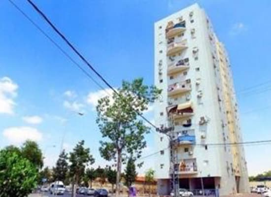 הדירה בדרך השלום בשכונה ג׳ בבאר שבע / צילום: יאיר שטרן