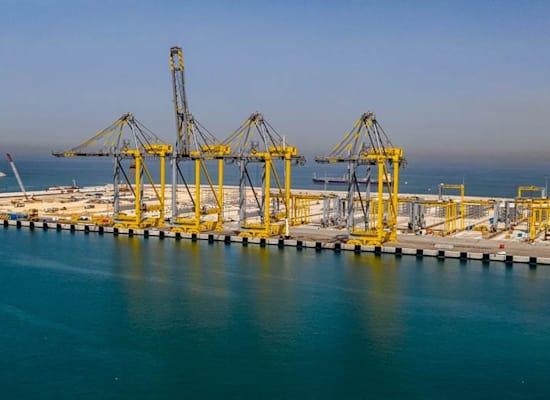 נמל הדרום (אשדוד) / צילום: אלבטרוס