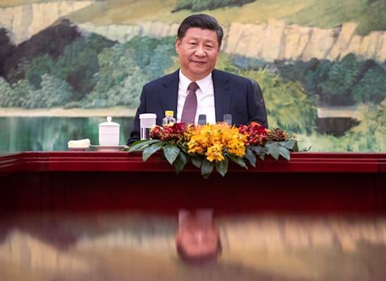 הנשיא שי ג'ינגפינג / צילום: Associated Press, CHINA DAILY