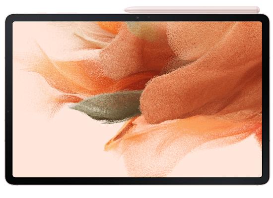 טאבלט Galaxy Tab S7 FE עם העט של סמסונג / צילום: יח''צ