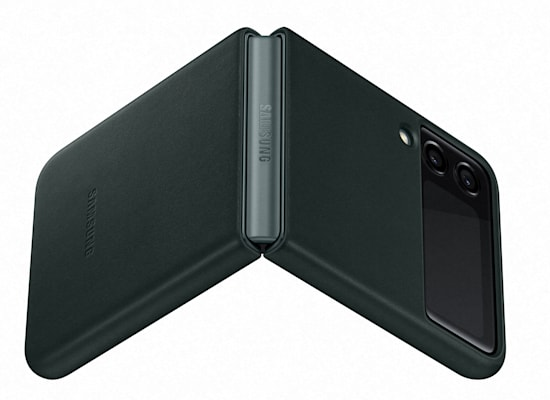 Galaxy Z Flip3 5G מקופל / צילום: סמסונג