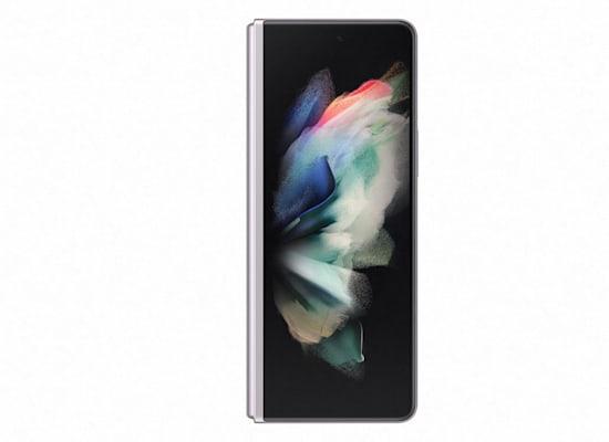 Galaxy Z Fold3 5Gבמצב סגור / צילום: סמסונג